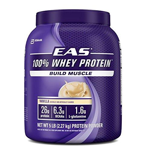 Whey protein powder is over $13 off today (Photo via Amazon)