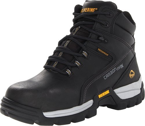 Like the steel-toed boots above, these tarmac work boots are over $50 off (Photo via Amazon)
