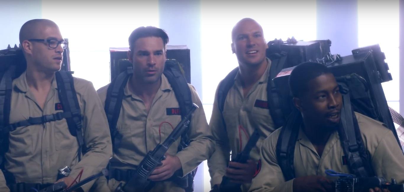 Brazzer Ghostbusters XXX Parody (Credit: Youtube Screenshot/TRENDZZ)