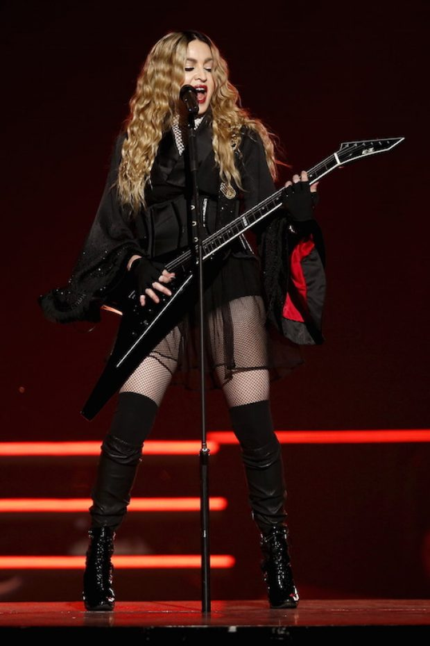 Madonna: $76.5 million (Photo by Reuters)