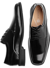 Florsheim Alversons come in black and brown (Photo via Men's Wearhouse)