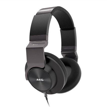 The AKG K545 headphones come in four colors, including black (Photo via Amazon)