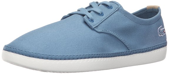 You can save $29 on this pair of Lacoste sneakers today (Photo via Amazon)
