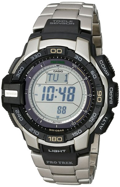 This Casio watch is listed at $270 (Photo via Amazon)