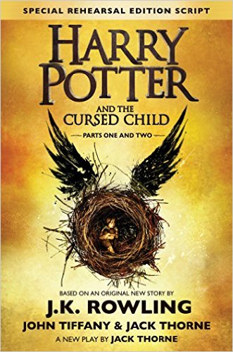 'Harry Potter and the Cursed Child' is one of the most pre-ordered books of all time (Photo via Amazon)