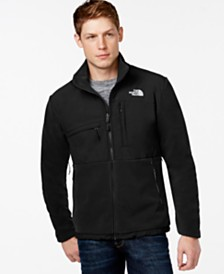 The Denali fleece is only available in black (Photo via Macy's)