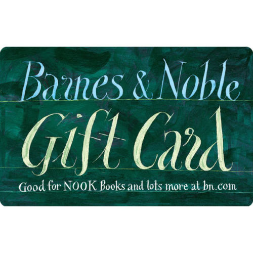 You can get a $50 Barnes & Noble gift card for only $46 (Photo vie eBay)