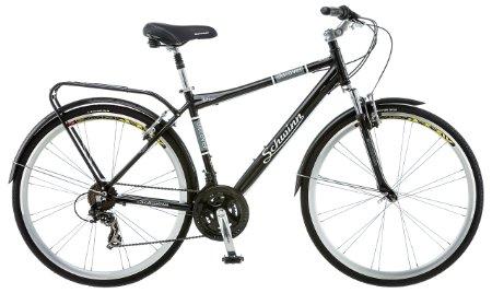 Normally $330, this Schwinn hybrid bike is 45 percent off (Photo via Amazon)