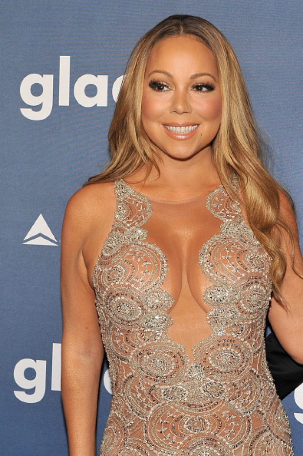 Mariah Carey. (Photo: Getty Images)