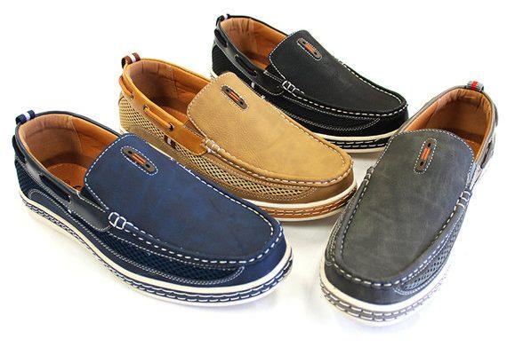 Save $64 on nautical loafers (Photo via Tanga)