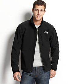 The Apex Bionic jacket only comes in black, but that's the best color anyway (Photo via Macy's)