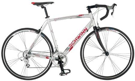 Normally $600, this Schwinn road bike is 43 percent off (Photo via Amazon)