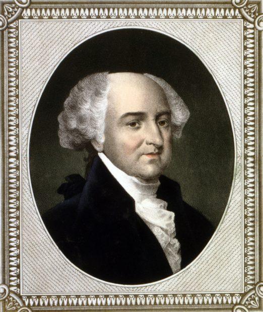 John Adams. Everrett Historical.