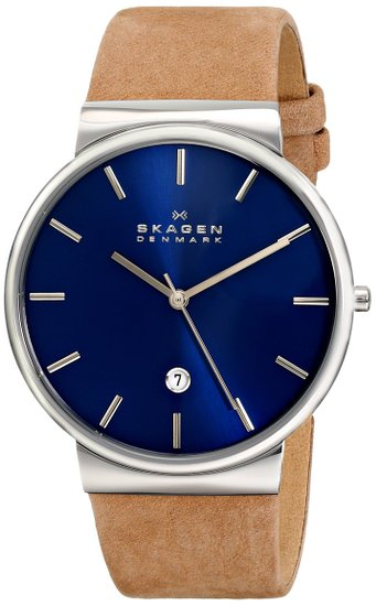 Typically $145, this Skagen watch is 55 percent off today (Photo via Amazon)