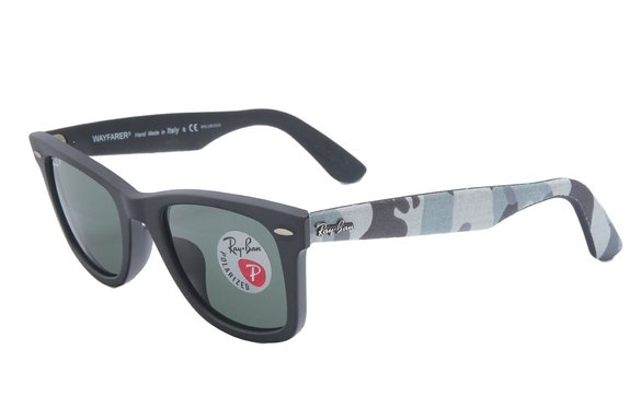 This pair of Ray-Bans typically costs $200 but can be had right now for 65 percent off (Photo via Amazon)