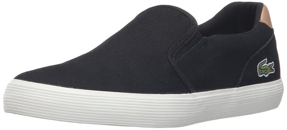 This normally $85 sneaker comes in black, white, red and navy (Photo via Amazon)