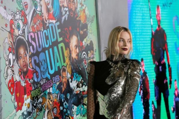 Margot Robbie. REUTERS/Andrew Kelly