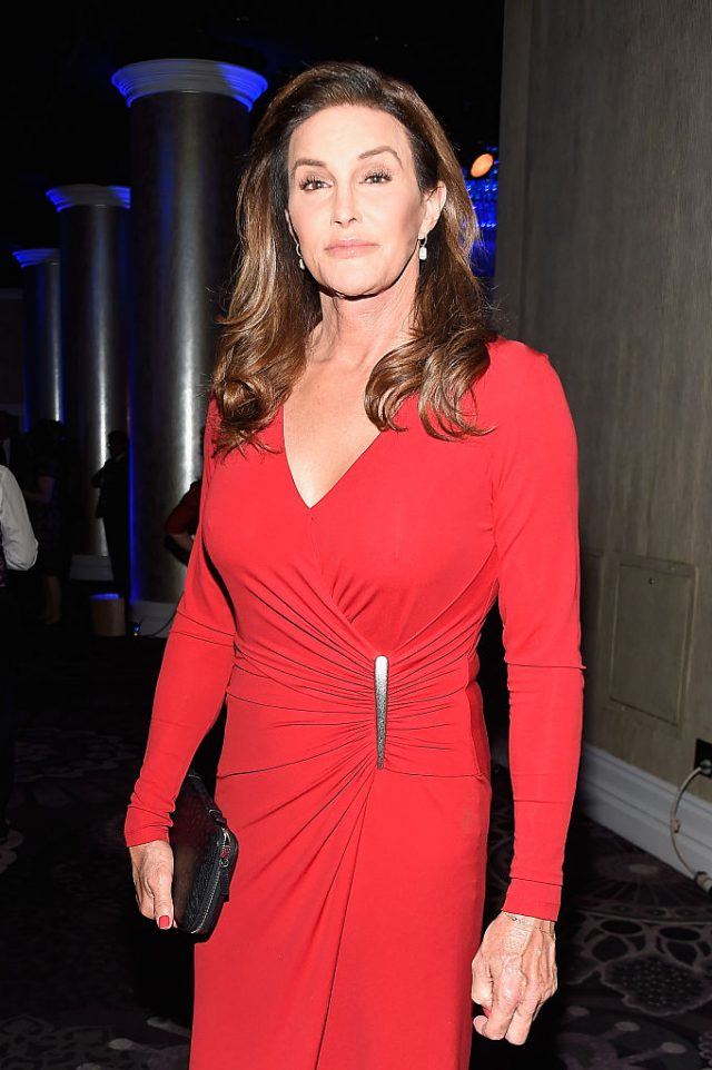TV personality Caitlyn Jenner attends the 27th Annual GLAAD Media Awards at the Beverly Hilton Hotel on April 2, 2016 in Beverly Hills, California