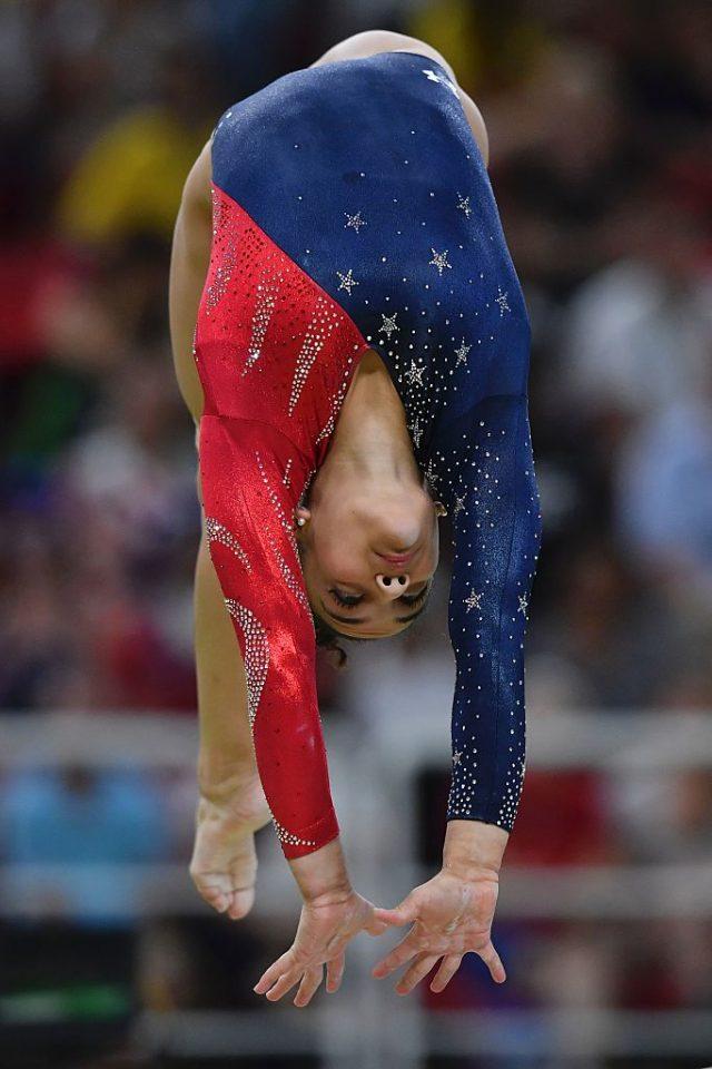 Lauren Hernandez. (Photo: Getty Images)