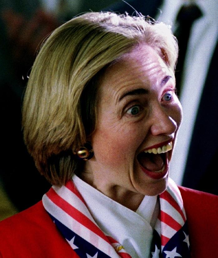 Hillary Clinton 1993 Reuters Gary Hershorn