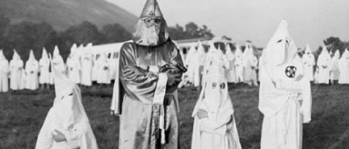 KKK Ku Klux Klan Creative Commons Image Editor
