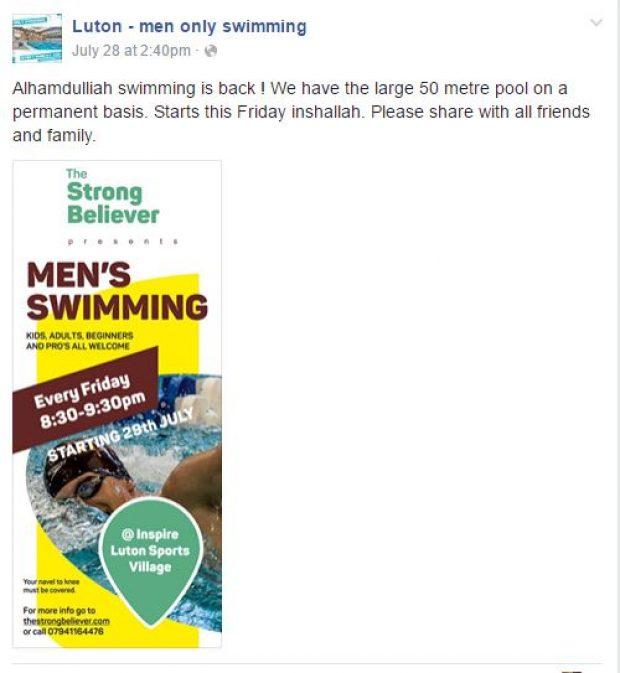LutonSwimming