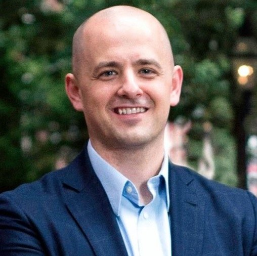 House Conference Chief Policy Director Evan McMullin (Twitter)