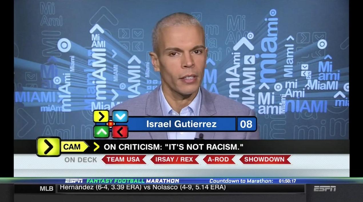 Israel Gutierrez (ESPN)