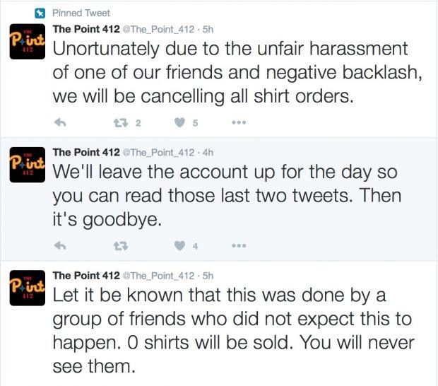 Joe Knew (Credit: Screenshot/Twitter @The_Point_412)