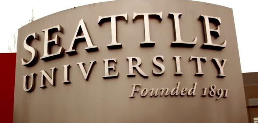 Seattle University YouTube screenshot Seattle University