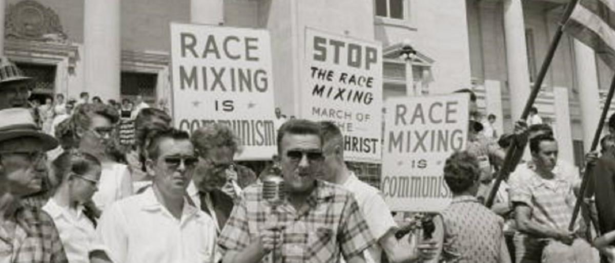 segregation enthusiasts Getty Images/Buyenlarge