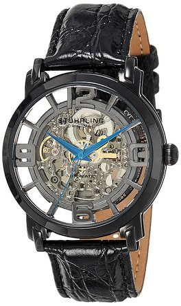 You can save almost $70 on this classic Stuhrling watch today (Photo via Amazon)