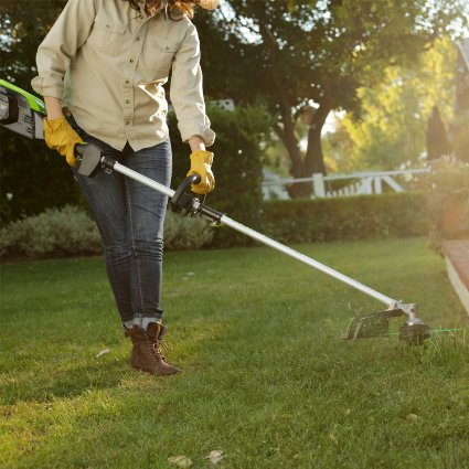 You can save $56 on this string trimmer today (Photo via Amazon)