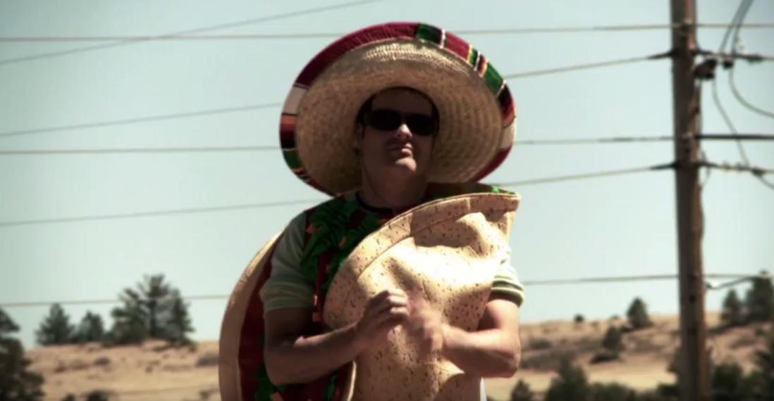 taco costume YouTube screenshot WholeFoodsMarket