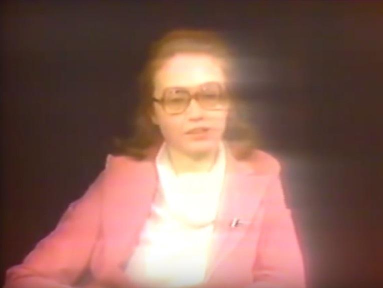 younger Hillary Clinton YouTube screenshot AlphaX News