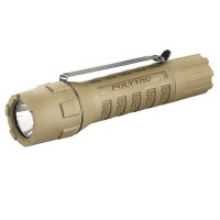 Normally $69, this PolyTac flashlight is currently available for $44 (Photo via GunDigest)