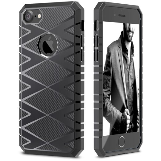 This is the black version of the iPhone 7 case (Photo via Amazon)
