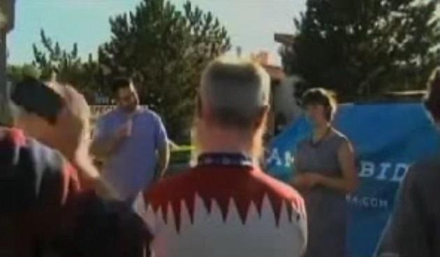 Fluke rally in Reno YouTube screenshot/inboxnews