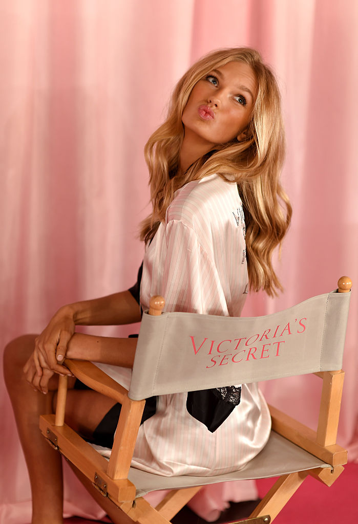 (Photo by Dimitrios Kambouris/Getty Images for Victoria's Secret)