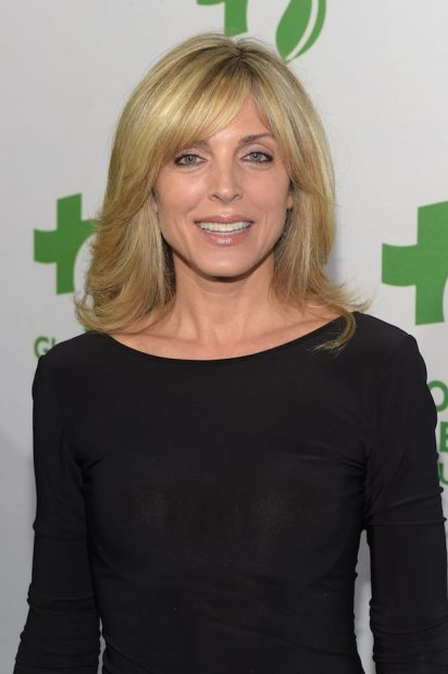 HOLLYWOOD, CA - FEBRUARY 18: Actress Marla Maples attends Global Green USA's 12th annual pre-Oscar party at AVALON Hollywood on February 18, 2015 in Hollywood, California. (Photo by Jason Kempin/Getty Images for Global Green)