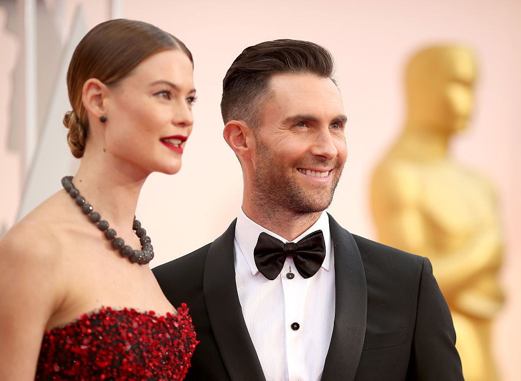 They're one of Hollywood's favorite couple's. (Photo by Christopher Polk/Getty Images)