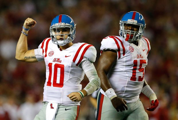 Chad Kelly (Credit: Getty Images/Kevin C. Cox)