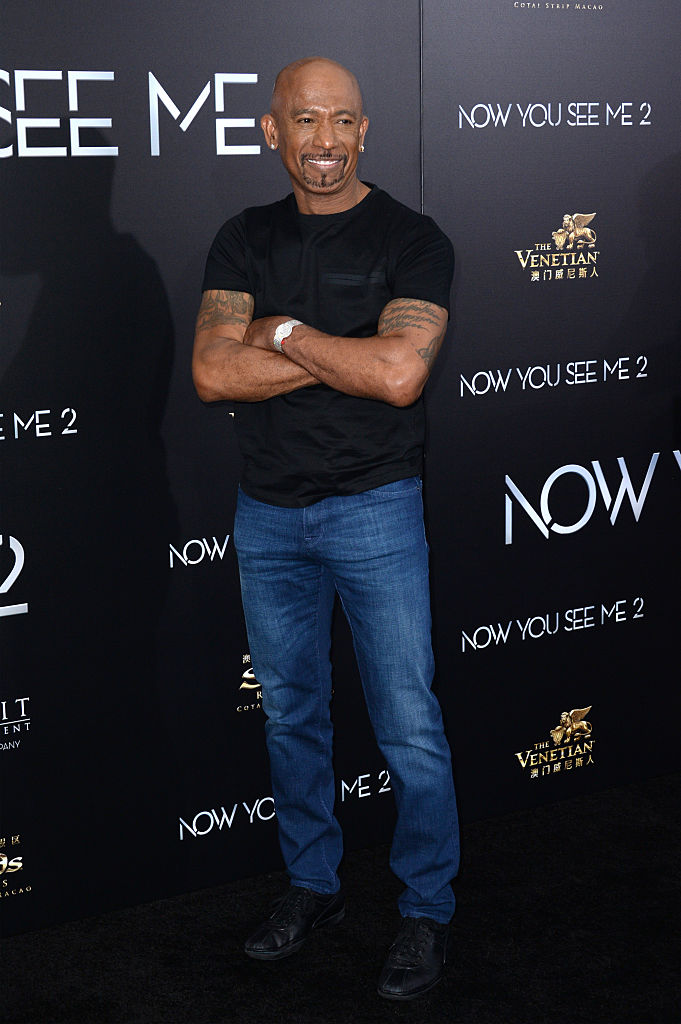 """Montel Williams attends the """"Now You See Me 2"""" world premiere at AMC Loews Lincoln Square 13 theater on June 6, 2016 (Getty Images)"""