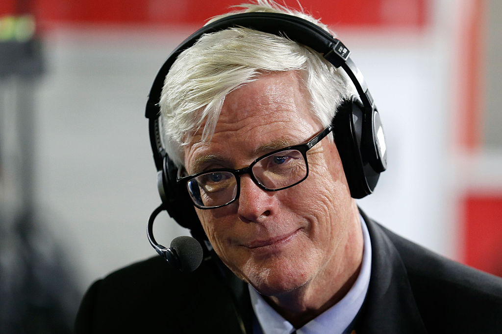 Hugh Hewitt talks about the 2016 presidential race (Getty Images)