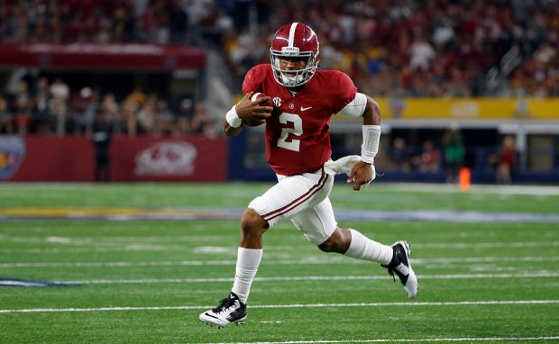 Get complete gamebygame stats for Alabama Crimson Tide quarterback Jalen Hurts on ESPNcom
