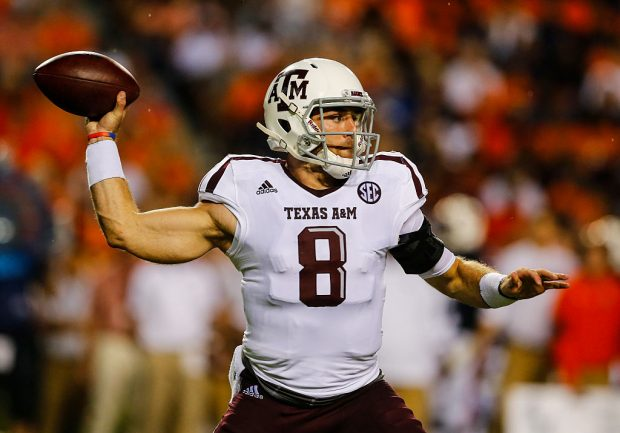 Trevor Knight (Credit: Getty Images/Butch Dill)