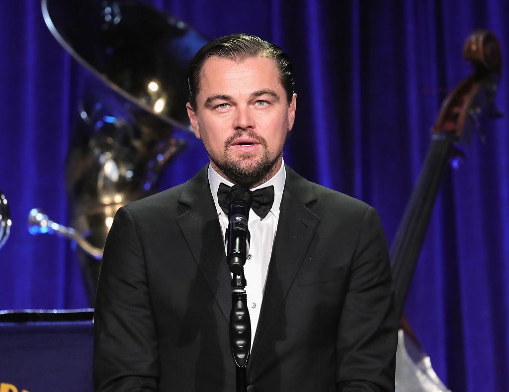 Leonardo DiCaprio (Photo credit: Getty Images)