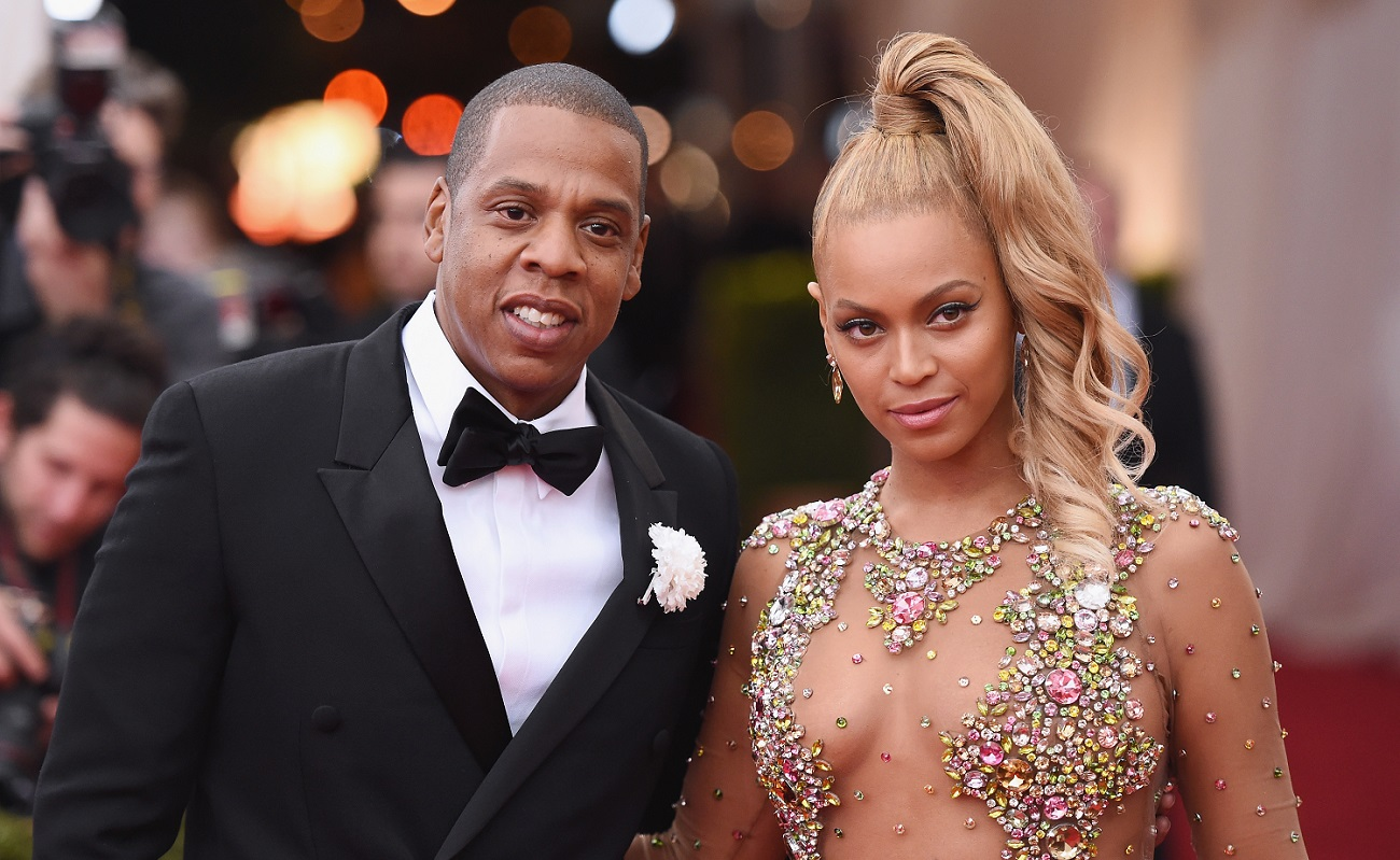 Jay Z and Beyonce Getty Images/Mike Coppola