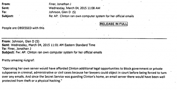 State Department emails