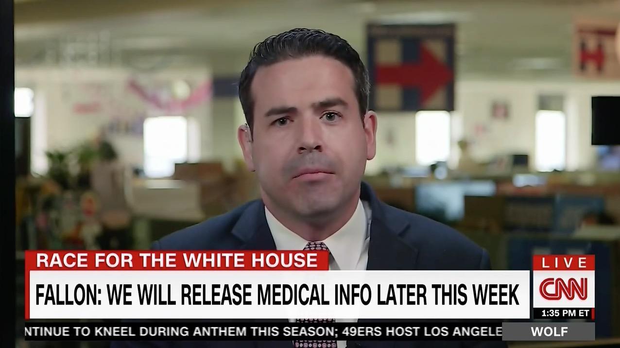 Brian Fallon (CNN)